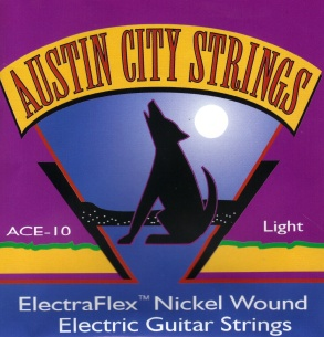 Austin City electric strings