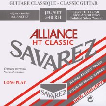 Savarez classical strings