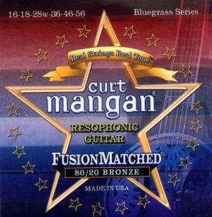 Curt Mangan resophonic strings