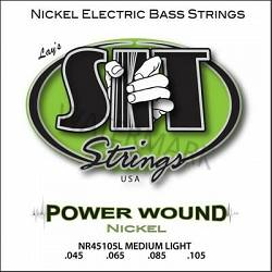 Sit bass guitar strings NR45105L 45-105