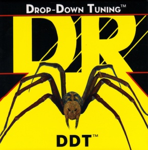 10-46 DR guitar strings drop-down tuning DDT10