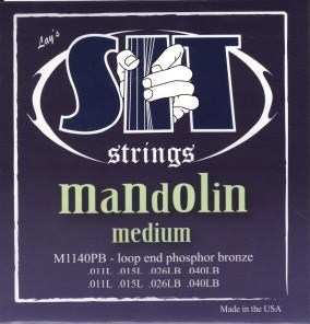 SIT mandolin strings M1140PB 11-40