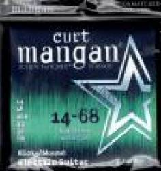 Curt Mangan baritone nickel wound guitar strings 14-68