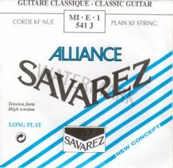 541J Savarez classical single E string 10 pack Alliance