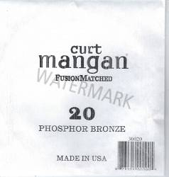 Curt Mangan single 20 phosphor ball end